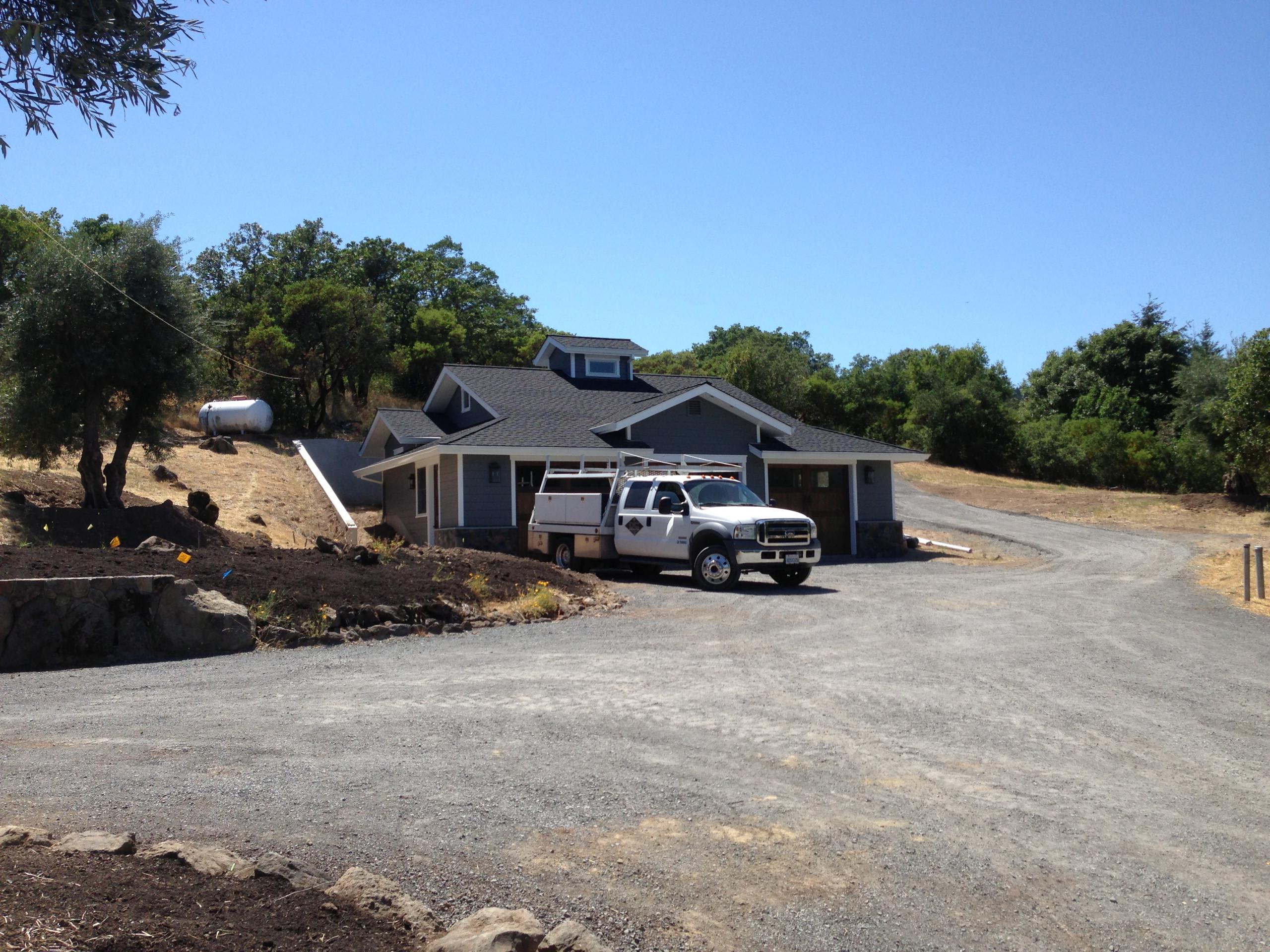 Detached garage and loft in Kenwood