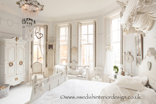 swedish interior design - Shabby-Chic Style - Sussex - by Swedish ...