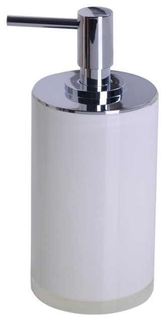 Gedy Free Standing Soap Dispenser View In Your Room Houzz