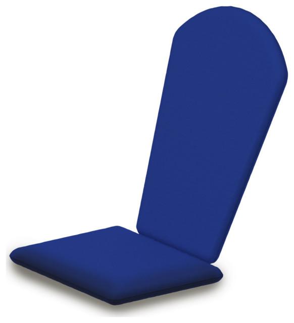 Polywood Full Cushion, Pacific Blue