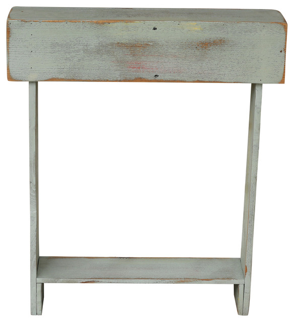 doug and cristy designs skinny wall table console tables