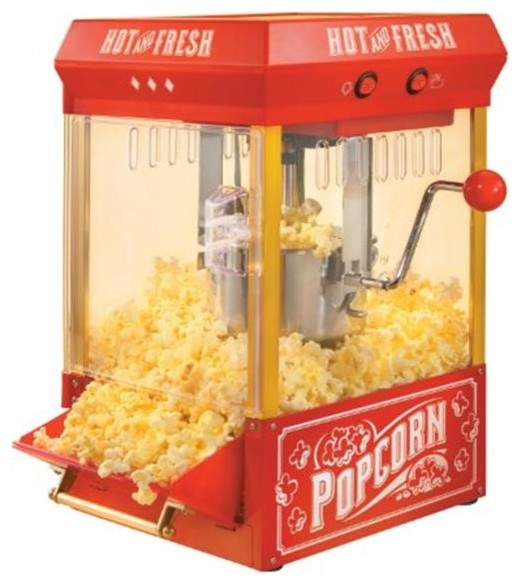 Nostalgia Products Group Kettle Popcorn Popper.