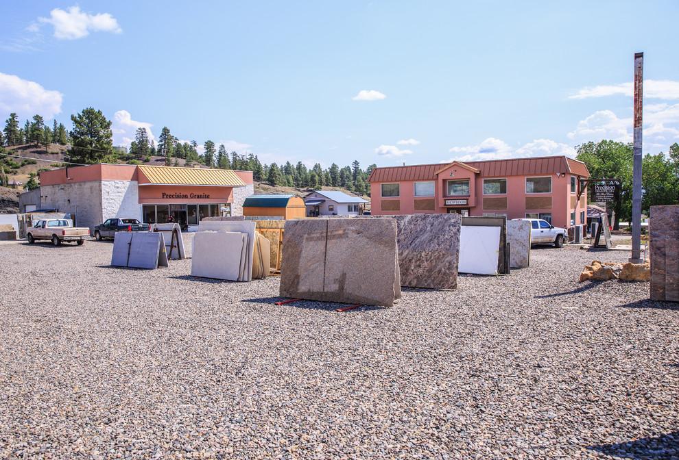 Precision Granite Yard