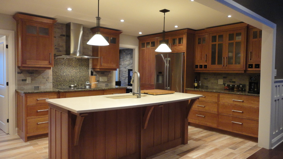 Cherry Custom Kitchen
