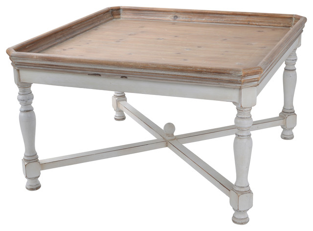 Alcott Coffee Table Square 33x33x19