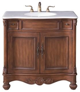 "Windsor 36"" Single Bathroom Vanity"