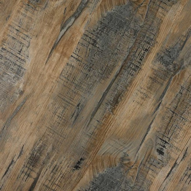 "7.13""x48"" Diamond Living Normandy Brittany 5 Mm. Vinyl/wpc Flooring, Set Of 12."