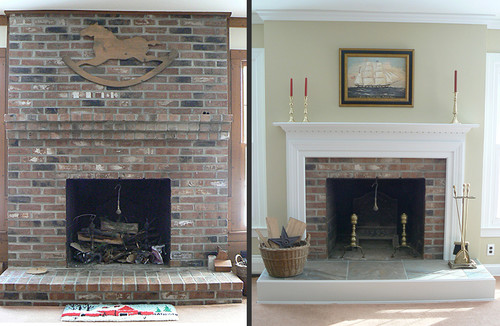 Fireplace Update
