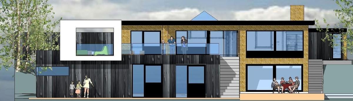 Arkitekt maa knippel esbjerg syddanmark dk 6700 for Arkitekt design home