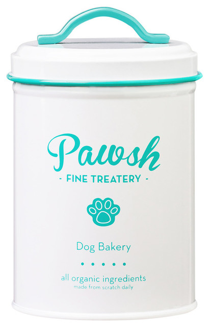 Amici Pet Pawsh Canister.