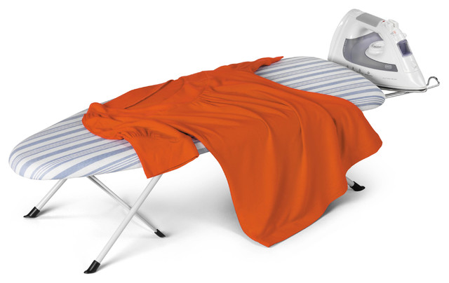 Honey-Can-Do Folding Table Top Or Counter Top Ironing Board.