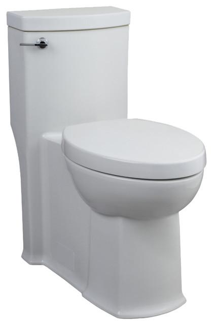 American Standard Boulevard Flowise 1 Piece Toilet White