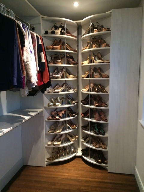 Perfect The Revolving Closet Organizer   A Must Have In Every Closet Modern