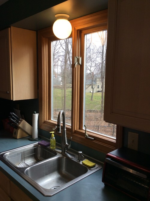 Need Help Selecting A Light Fixture Over Kitchen Sink
