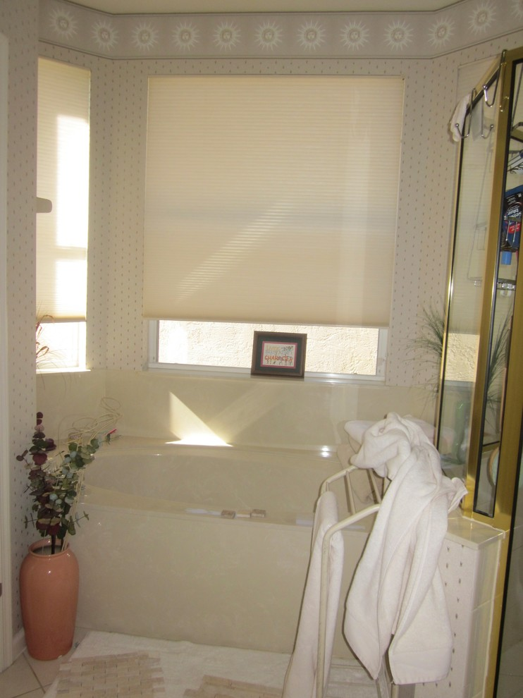 Bathroom Miracle Makeovers - Before Master Bath