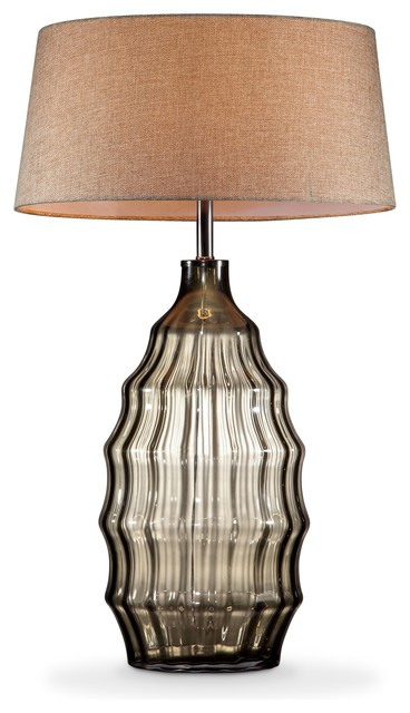 Tidal sand glass table lamp contemporary table lamps