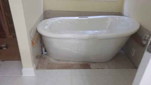 60 free standing tub.  Freestanding Tub