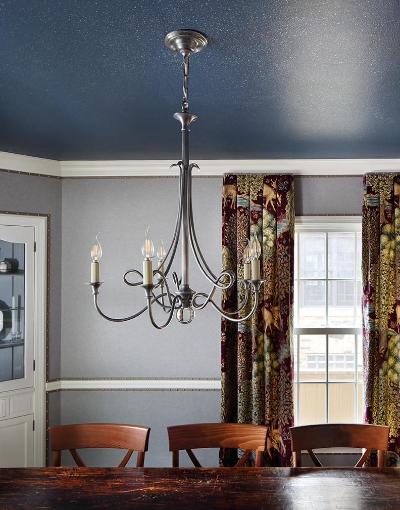 Adorned Dining Room