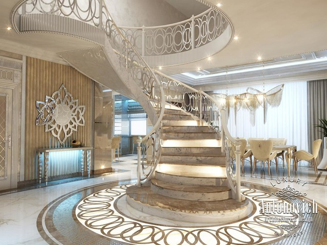 Exceptionnel Luxury Interior Design Dubai From Katrina Antonovich
