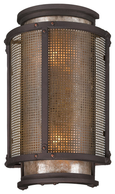 Copper Mountain Outdoor Wall Sconce Industrial Outdoor Wall Lights And Sconces By Lighting New York