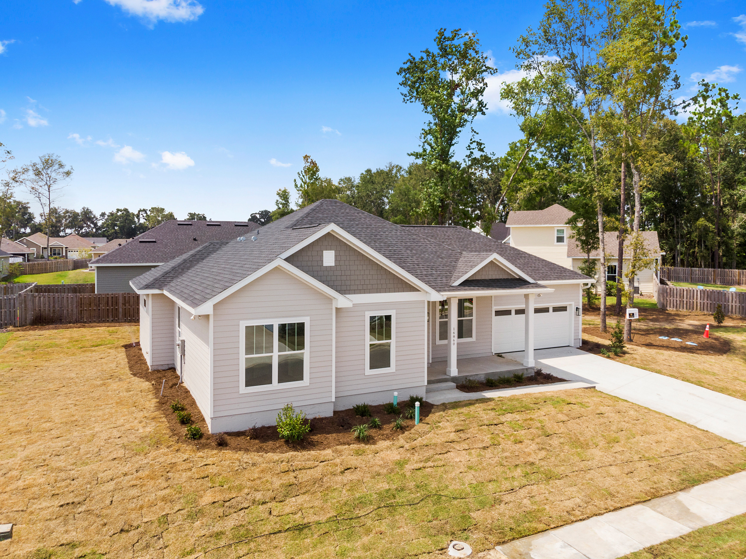 New Home - The Heritage Model - 1,820