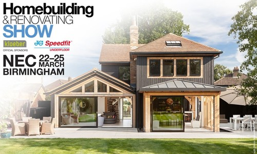 Free Tickets To The National Homebuilding U0026 Renovating Show