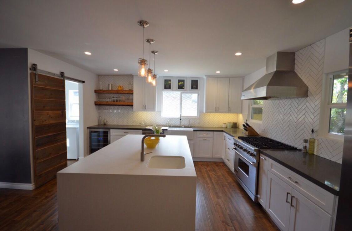 Kitchen remodeling in Studio City