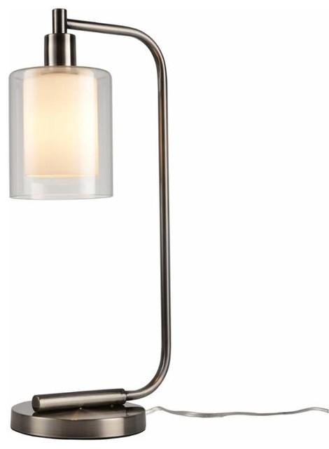 Woodbridge Lighting 14781-C10651 Alaina 1 Light Table Lamp.
