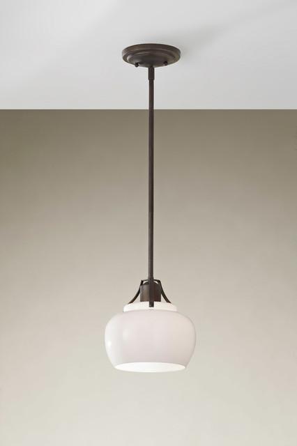 Urban Renewal 1-Light Mini Pendants, Rustic Iron.