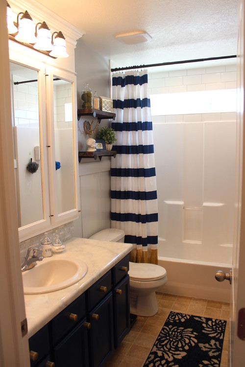 Modern Bathroom after