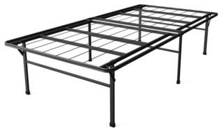 Structures High Rise Twin Xl Metal Bed Frame