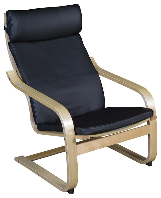 Regency Inc Niche Mia Bentwood Reclining Chair Natural  : recliner chairs from www.houzz.com size 522 x 640 jpeg 50kB
