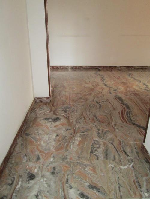 Salotto Stile Moderno Con Pavimento In Marmo Interior Design : Marmo ...