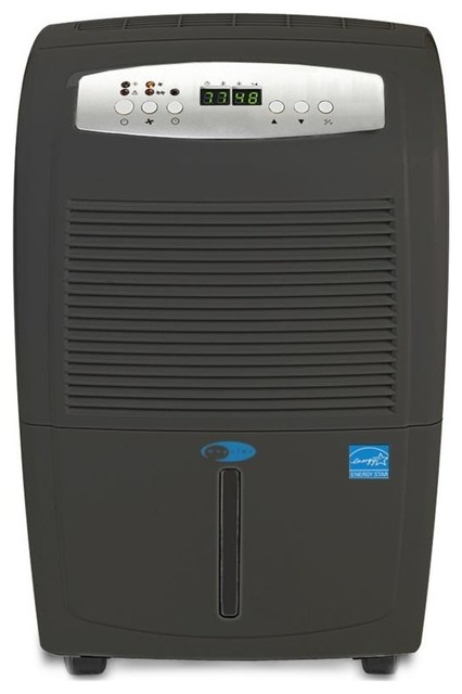 Whynter Energy Star 50-Pint Portable Dehumidifier With Pump /slate Gray.