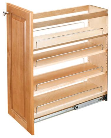 "Rev-A-Shelf 8"" Base Cabinet Organizer, Natural"