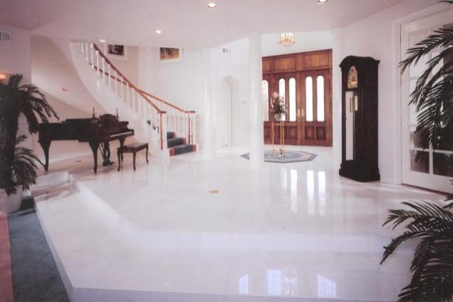 Coto De Caza Marble Entry