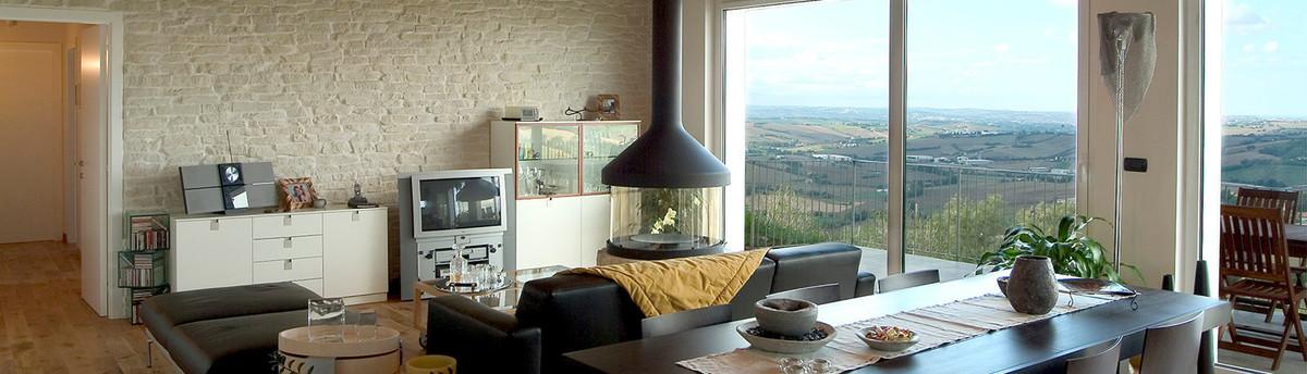 Palazzine residenziali moderne for Palazzine moderne
