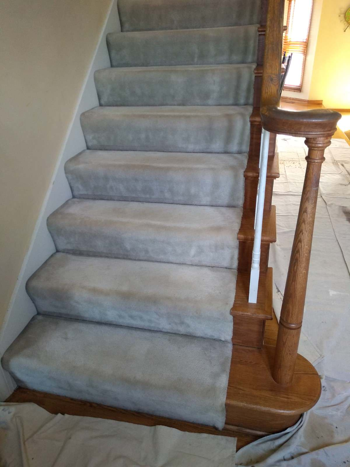 Staircase revitalized