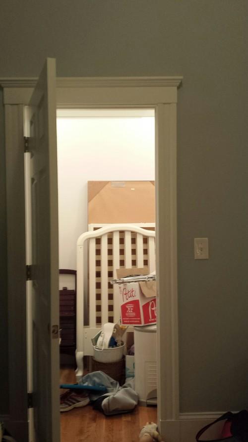 Small Walk In Closet   Best Setup?