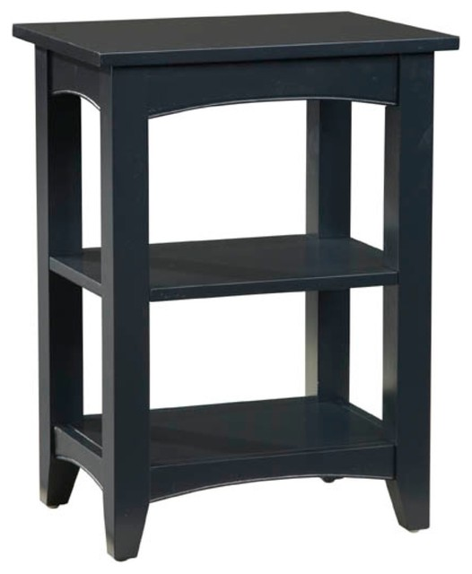 Shop Houzz Michael Anthony Canterbury Court 2 Shelf End