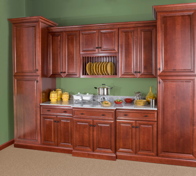WOLF Classic Cabinets: Hudson - Traditional - Baltimore - by WOLF Home Products