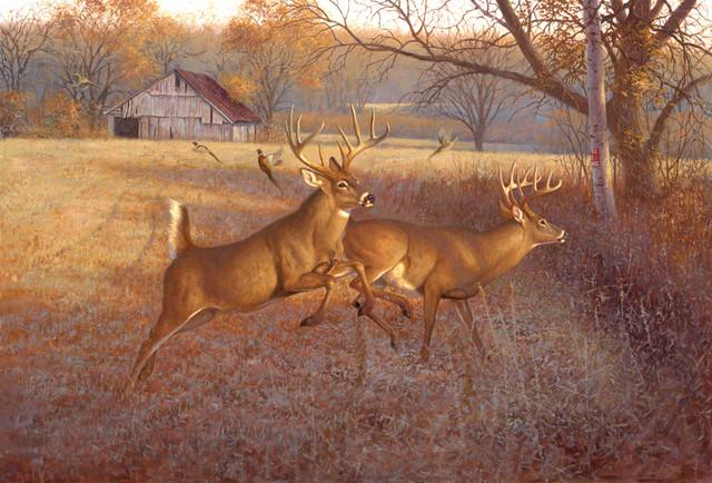 Opening Day Deer Doormat Rustic Doormats By Custom