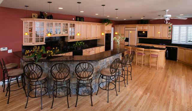 Kitchens denver by krause construction denver colorado for Kitchen designs denver