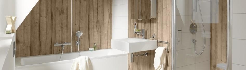 Perfekt Modernes Badezimmer Unterm Dach