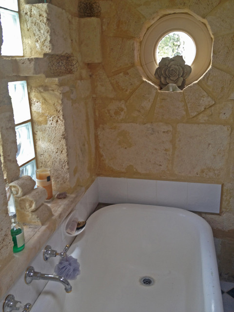 Home eclectic bathroom perth by ascher smith for Landscape architects bath