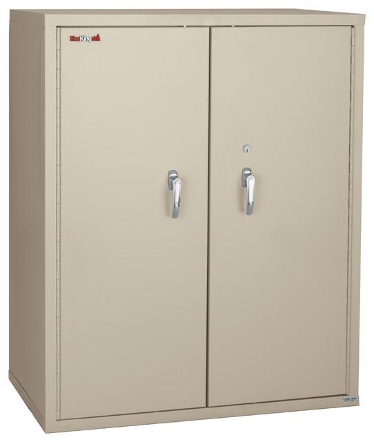 "Fireking 44"" Fireproof Storage Cabinet with Adjustable ..."