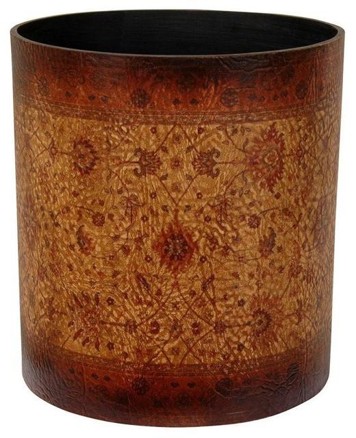 Olde Worlde Baroque Waste Basket Traditional