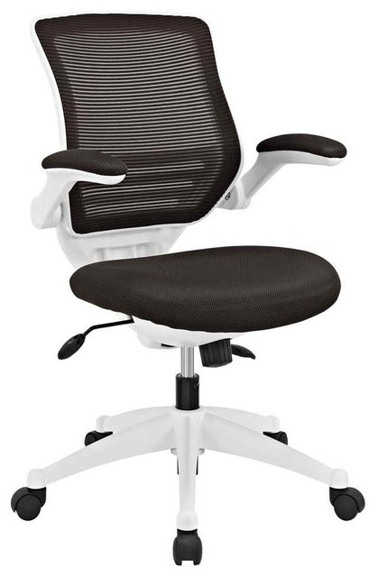 Modern Executive Chair With Padded Arms Office Chairs By ShopLadder