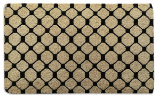Charmant Geometric Designer Doormat, Extra Thick   Contemporary   Doormats   By A1  Home Collections