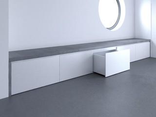 beton im badezimmer modern sonstige von arrangio gmbh. Black Bedroom Furniture Sets. Home Design Ideas